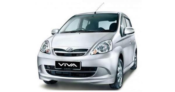 Parts Matching Perodua Viva