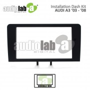 AUDI A3 2003-2008 (D) AL-AU 011 Car Stereo Installation Dash Kit