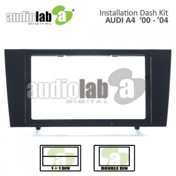 AUDI A4 2000-2004 (D) AL-AU 007 Car Stereo Installation Dash Kit
