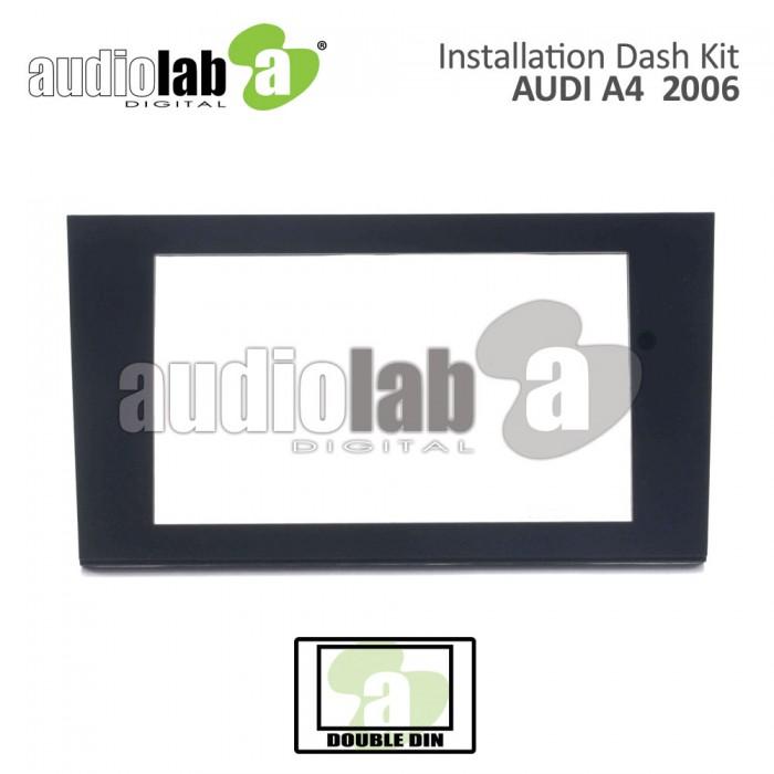 AUDI A4 2006 (D) AL-AU 006 Car Stereo Installation Dash Kit
