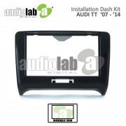 AUDI TT '07-'14 (D) - AL-AU 013 Car Stereo Installation Dash Kit