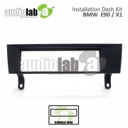 BMW 3 SERIES (E90/ X1) '05-'09 BN-25K320 (SINGLE) Car Stereo Installation Dash Kit