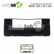 BMW 5 SERIES (E39 / X5 / E53) (SINGLE) AL-BM 002 Car Stereo Installation Dash Kit