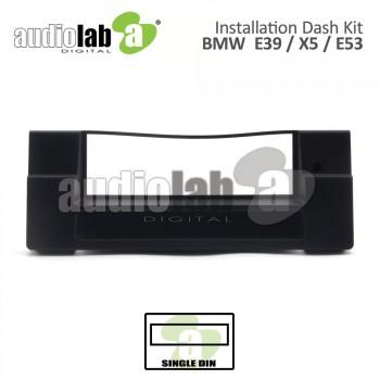 BMW 5 SERIES (E39 / X5 / E53) (SINGLE) AL-BM 002 Car Stereo Installation Dash Kit