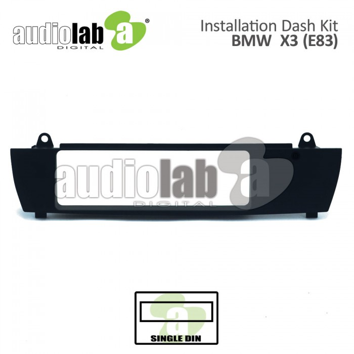BMW X3 (E83) '04-'09 BN-25F53085 (SINGLE) Car Stereo Installation Dash Kit