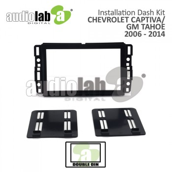 CHEVROLET CAPTIVA/GM TAHOE 06'-14' BN-25K317 Car Stereo Installation Dash Kit