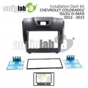 CHEVROLET COLORADO/ ISUZU D-MAX 13-15 AL-CH008 Car Stereo Installation Dash Kit