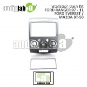 FORD RANGER '07-'11/ EVEREST/ BT-50 (C) AL-FR 016 Car Stereo Installation Dash Kit