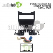 HONDA ACCORD '03-'07 - BN-25K823 (SINGLE) Car Stereo Installation Dash Kit