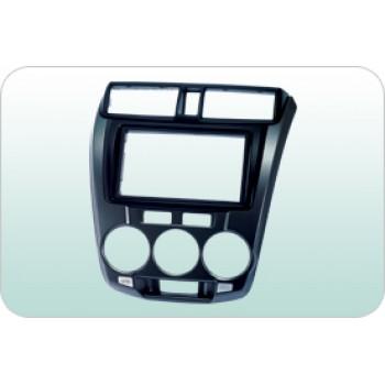 HONDA CITY 09''-13'  BN-25K8008SG (SILVER GREY) Car Stereo Installation Dash Kit