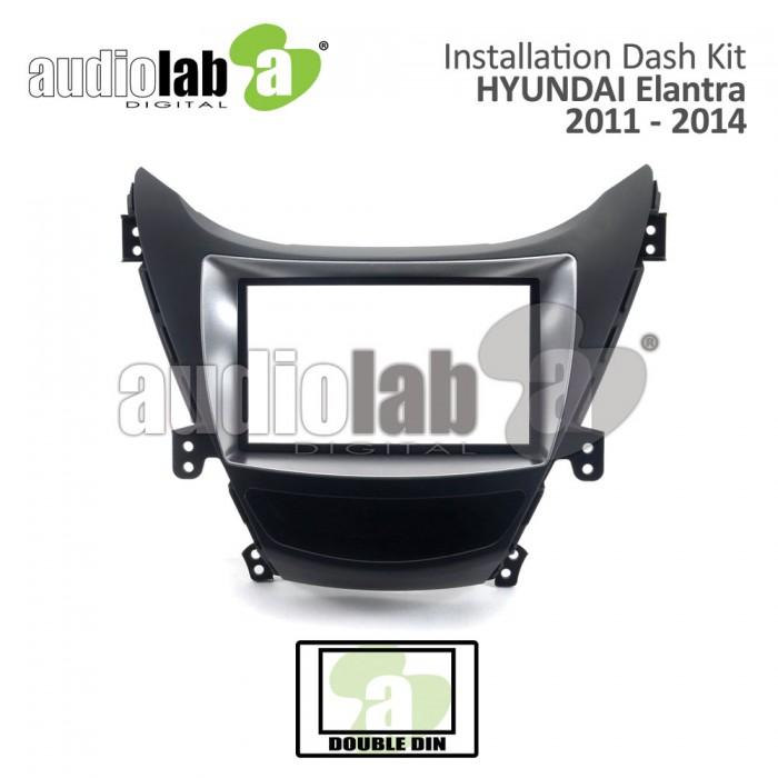 HYUNDAI ELANTRA '11-'14 - BN-25K11450 Car Stereo Installation Dash Kit