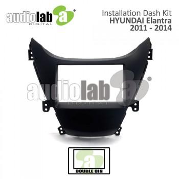 HYUNDAI ELANTRA 11'-14' (C) AL-HY 012 Car Stereo Installation Dash Kit