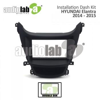 HYUNDAI ELANTRA 2014 - 2015 - BN-25K11530 Car Stereo Installation Dash Kit