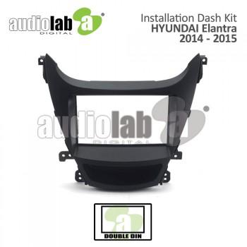 HYUNDAI ELANTRA 14'-15' (U) AL-HY061 Car Stereo Installation Dash Kit