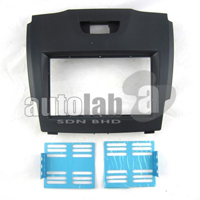 ISUZU D-MAX '12'-14 '(D) AL-IS 002 Car Stereo Installation Dash Kit