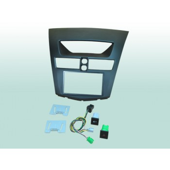 MAZDA BT-50 '12-'14 - BN-25K8450 Car Stereo Installation Dash Kit