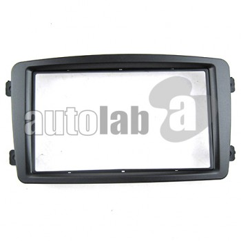 MERCEDES-BENZ C-CLASS (W203) '00-'04 (C) AL-BE 014 Car Stereo Installation Dash Kit