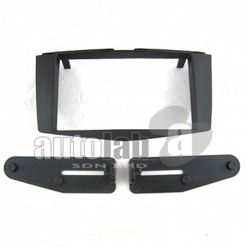 MERCEDES-BENZ C-CLASS (W204) '07-'10 (D) AL-BE 013 Car Stereo Installation Dash Kit