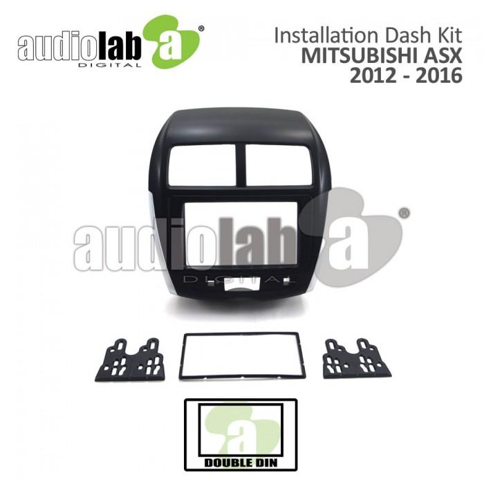 MITSUBISHI ASX (U) AL-MI 012 '12-'16 (SILVER) Car Stereo Installation Dash Kit