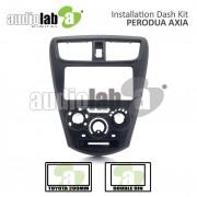 Perodua Axia AL-PD 001 Double DIN / 200MM Car Stereo Installation Dash Kit