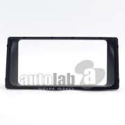 Perodua Myvi ICON '15 Double DIN / 200mm AL-PR016 BLACK Car Stereo Installation Dash Kit