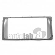 Perodua Myvi ICON '15 Double DIN / 200mm AL-PR017 SILVER Car Stereo Installation Dash Kit