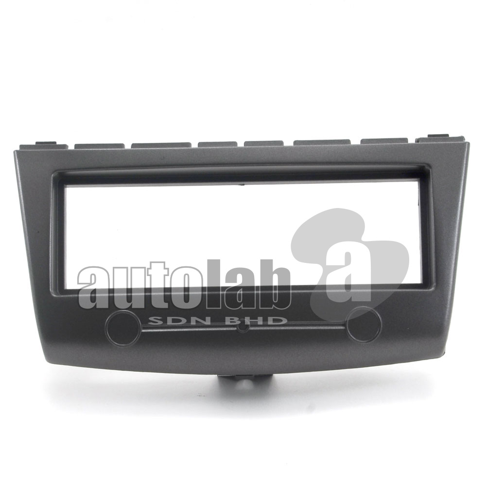 Proton Persona Single Din Car Stereo Installation Dash Kit Al Pr 002 Toyota Radio Install Mount With Wiring