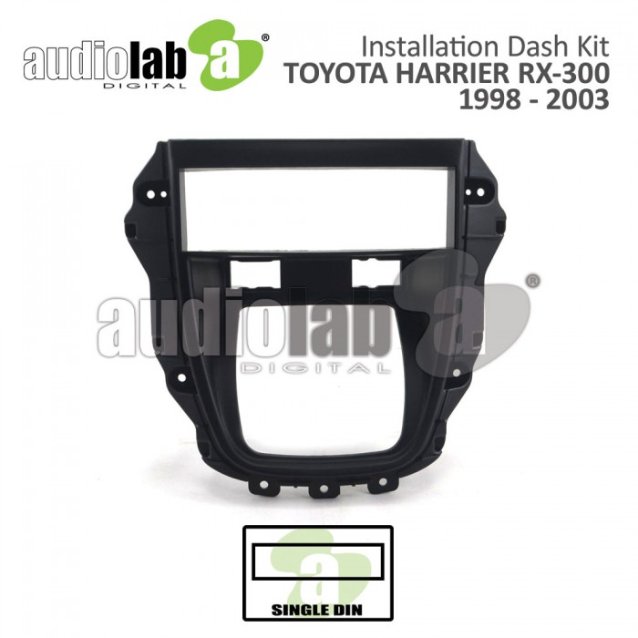 TOYOTA HARRIER OLD RX-300 '98-'03 (S) AL-LE 001 Car Stereo Installation Dash Kit