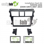 TOYOTA VIOS '07-'13 - BN-25K964 (GREY) Car Stereo Installation Dash Kit