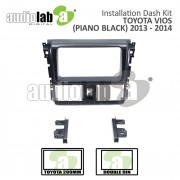 TOYOTA VIOS '13-'14 - BN-25K9723PB Car Stereo Installation Dash Kit