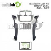 TOYOTA YARIS '05-'09 (C) AL-TO 024 Car Stereo Installation Dash Kit