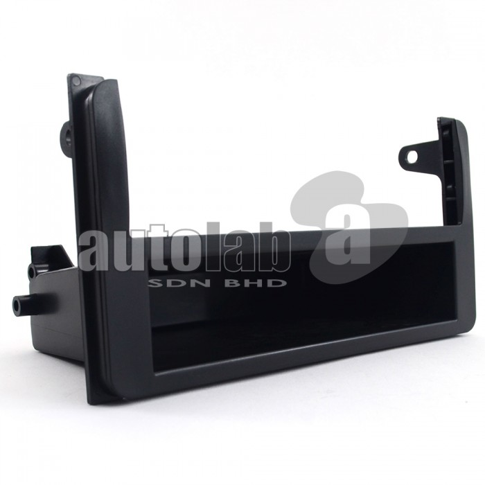 Toyota 200mm to Single Din Pocket for Car Stereo Installation