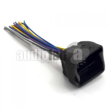 bmw z4 bmw 02 11 car stereo wiring harness adapter