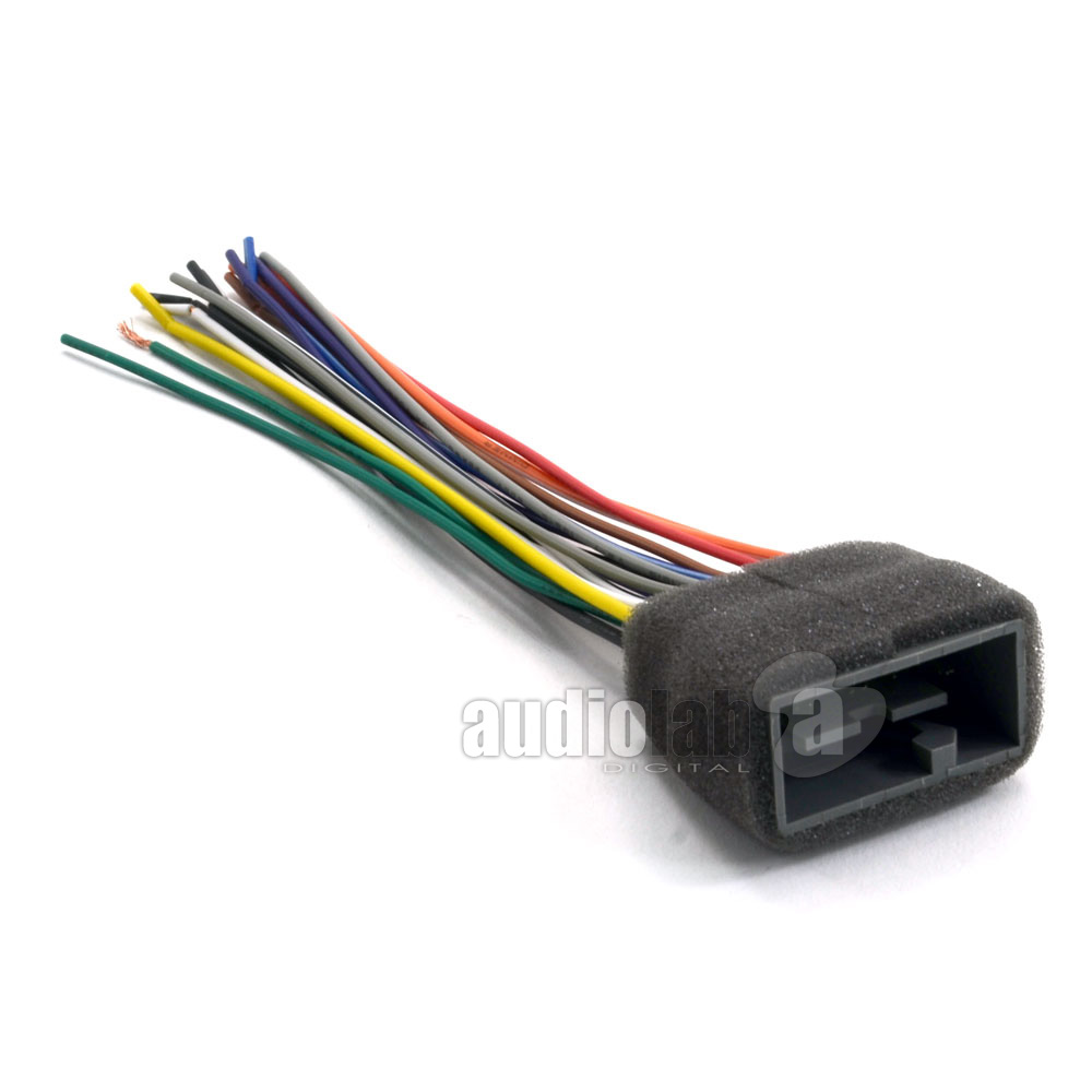 car stereo wiring harness adapter   33 wiring diagram
