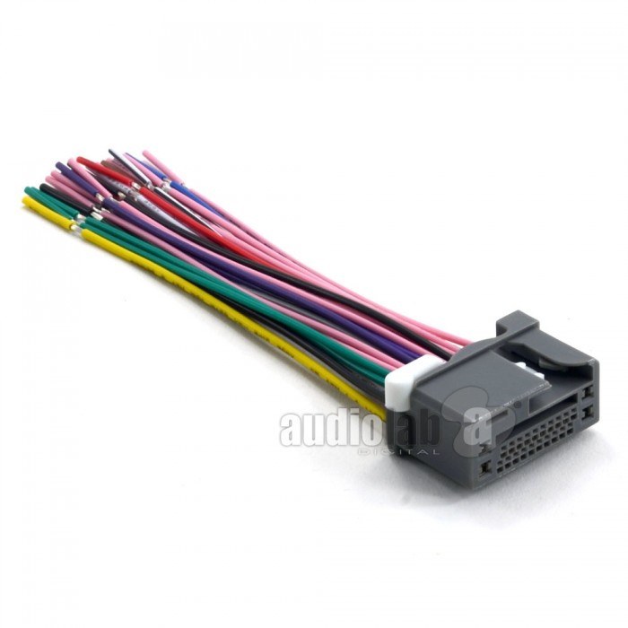 Honda City '09 / Accord '09 / Jazz '08 Car Stereo Wiring