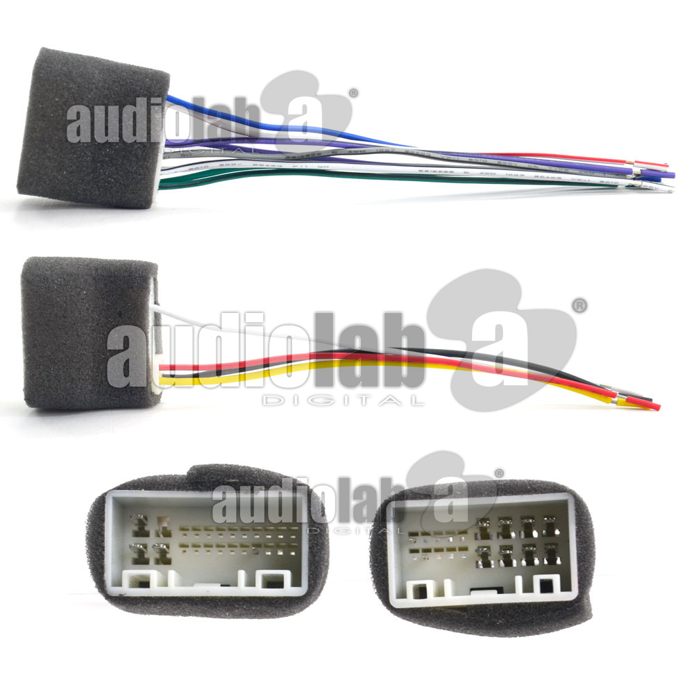 Hyundai Sonata    Tucson Car Stereo Wiring Harness Adapter