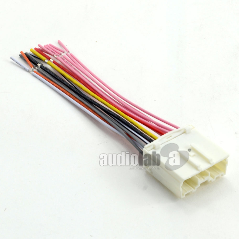 mitsubishi pajero car stereo wiring harness adapter female 1 1000x1000 mitsubishi pajero car stereo wiring harness adapter (female) car stereo wiring harness adapter at reclaimingppi.co