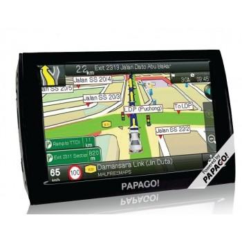 PAPAGO! Z1 Professional GPS Navigator 5.1 inch HD Screen (SEA ver)
