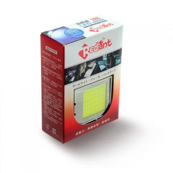 Redant RA-04RL Interior Room Lamp 6000K 8x6 LEDs (42mm x 36mm)
