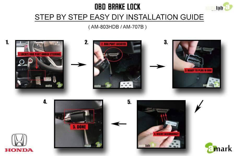 OBD Lock