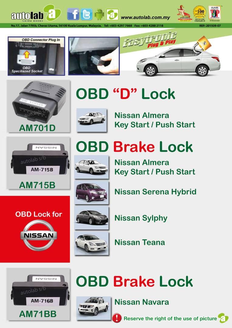 Obd Lock Mazda
